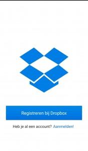 Dropbox-mobiel-aanmelden-scherm